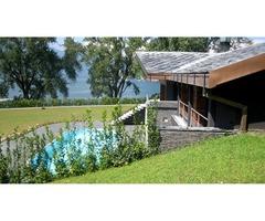 Новая эксклюзивная вилла на первой линии озера Маджоре
