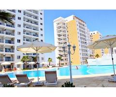 Апартаменты в курортном комплексе в 600 метрах от песочного пляж