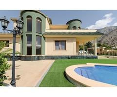 Алтея, Испания - вилла на продажу