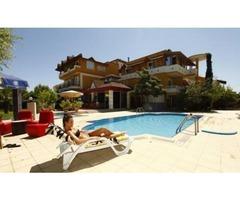 Продается шикарный отель 3* в Турции со своим галечным пляжем