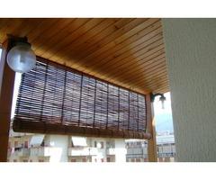 Трехкомнатная квартира с террасой центр города 300 м от моря