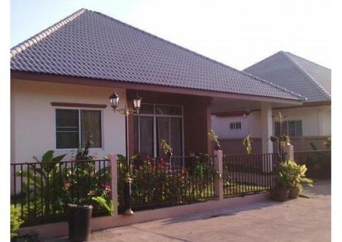 Дом общей площадью 144 кв.м., 3 комнаты, бассейн, Паттайя, Чонбури, Тайланд