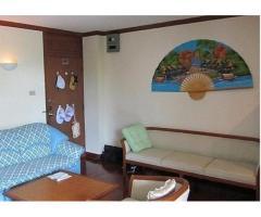 Квартира общей площадью 52 кв.м., вид на море, Паттайя, Тайланд