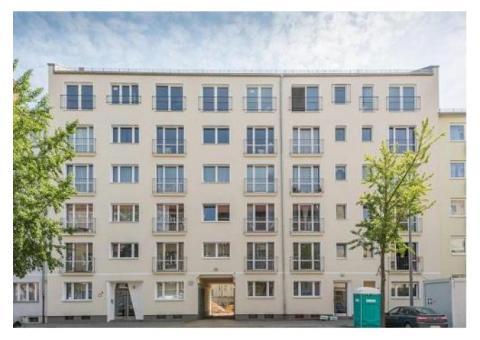 Двухкомнатная квартира площадью 48 кв.м., Берлин, Шарлоттенбург, Германия