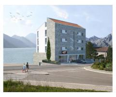 Апартаменты в жилом комплексе «Home Residence» в Св. Стасия    с видом на залив и  горы
