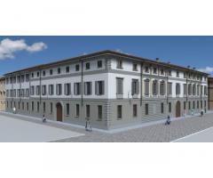 Квартиры и офисы в уникальном дворце в центре г. Комо