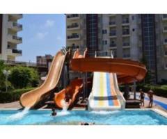 Шикарные апартаменты дуплекс-пентхаус c видом на море