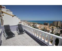 Стильный дом в Испании с красивым видом на море!
