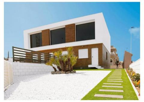 Дом в Санта Пола в современном стиле