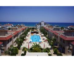 Трехкомнатные апартаменты на берегу моря