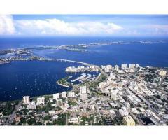 США, Флорида, Норт-Порт - участок земли и строительство дома