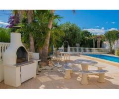 Недвижимость в Испании, Вилла с видами на море в Кальпе,Коста Бланка,Испания