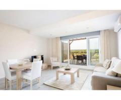 Современные апартаменты на берегу Средиземного моря