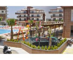 Квартира в курортном комплексе на Кипре